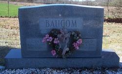 Alma Hattie <i>Chaney</i> Baucom