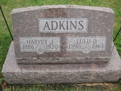 Harvey J Adkins