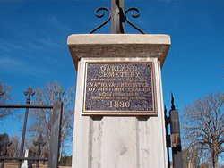 Oakland Confederate Cemetery