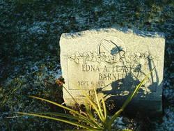 Edna A <i>Feaster</i> Barnet