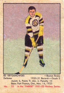 Edward Lloyd Sonny Kryzanowski
