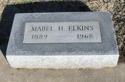 Winifred Mabel <i>Hickman</i> Elkins