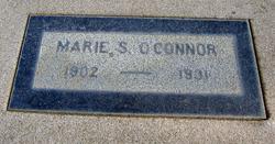 Marie Susan <i>Shelley</i> O'Connor