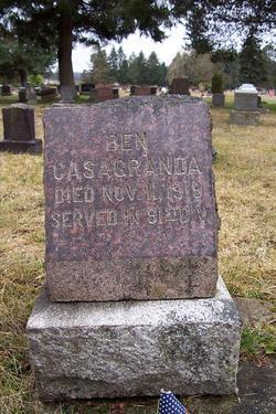 Ben Casagranda
