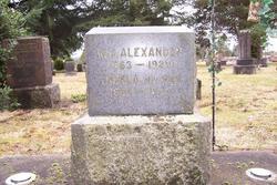 W. B. Alexander