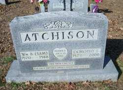 William Barnes Sam Atchison