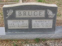 Warren Terrell Bruce