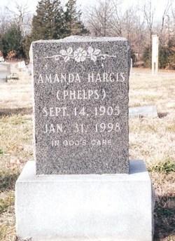 Amanda <i>Phelps</i> Hargis