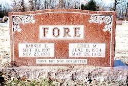 Barney E. Fore
