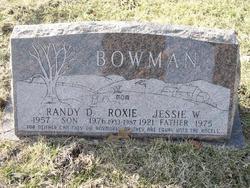 Roxie Bowman