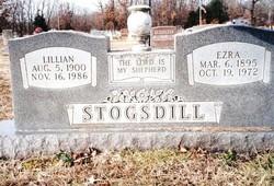 Lillian <i>Fore</i> Stogsdill