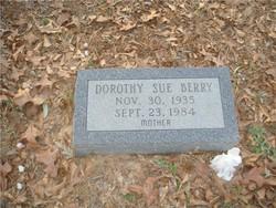 Dorothy Sue Berry