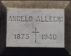 Angelo Allegri