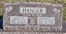 Charles Luther Hanger