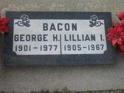 Lillian I <i>Gray</i> Bacon
