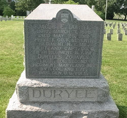 Jacob Eugene Duryee