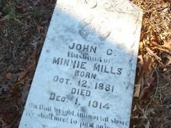 John C Mills