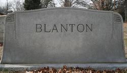 Alice <i>Ledford</i> Blanton