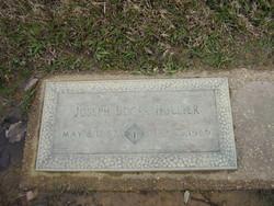 Joseph Edgar Hollier