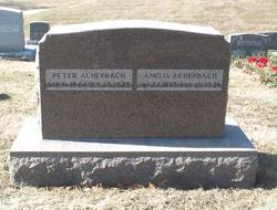 Amelia Emma <i>Mitchell</i> Achenbach