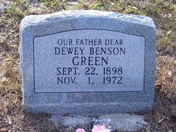 Dewey Benson Green