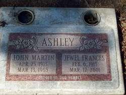 John Martin Ashley