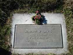 Albert Wyness Davis