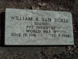 William Roy Van Sickle