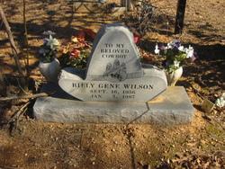 Billy Gene Wilson