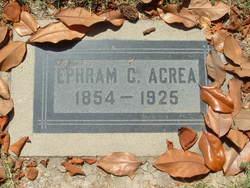 Ephram Greenbury Green Acrea