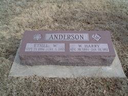 Ethel Winona <i>Hammer</i> Anderson
