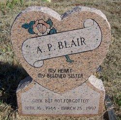 A P Blair