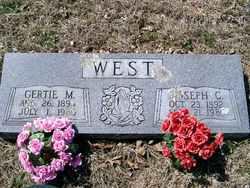 Joseph C West