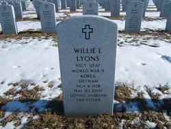 Willie Lewis Lyons