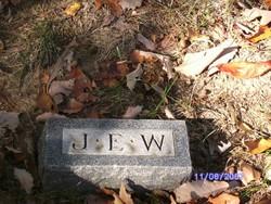 James E Washington