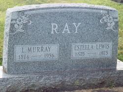 Mary Estella <i>Lewis</i> Ray