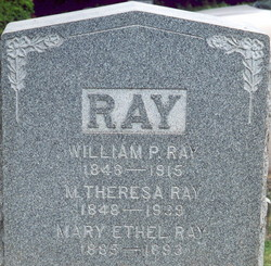 William Pelham Ray