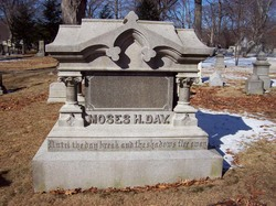 Moses Henry Day, Sr