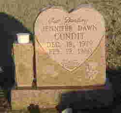 Jennifer Dawn Condit