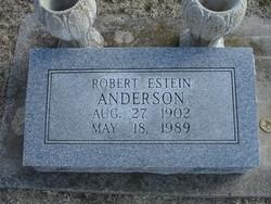 Robert Estein Teenie Anderson
