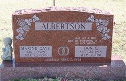 Donald C Albertson