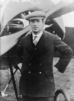 Harry Hawker