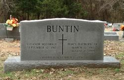 Eleanor <i>McCorkle</i> Buntin