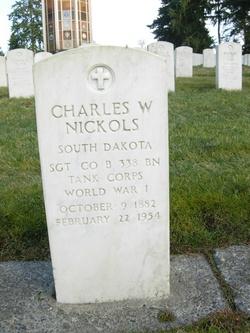 Charles Winfield Nickols