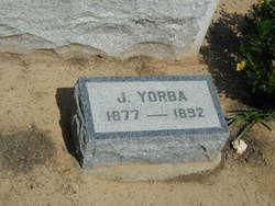 J. Yorba