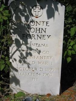Monte John Forney