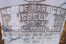 Monroe Harrison Isbell