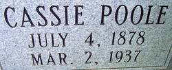 Cassie <i>Poole</i> Howell