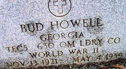 Bud Howell