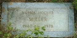 Norma Jean <i>Hoover</i> Miller